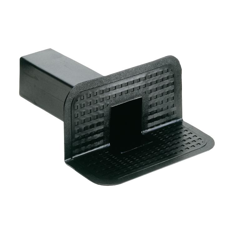 Tpe Angular Drains Accessories For Bituminous Membranes